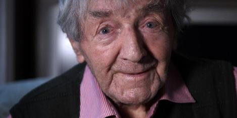Erhard Stenzel wurde von den Nazis zum Tode verurteilt.
